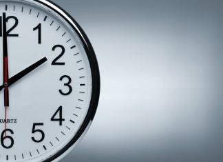 horario tiempo