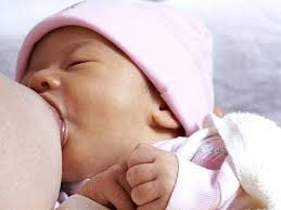 leche materna bebe lactante