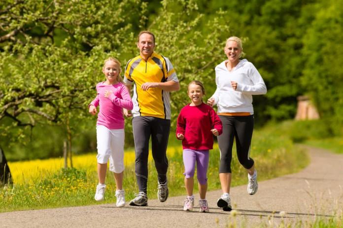 running correr familia