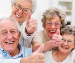 tercera edad ancianos vejez